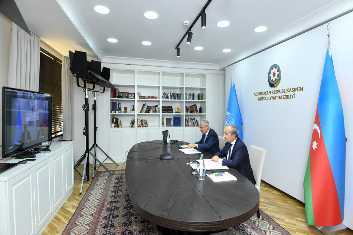 UN will continue to support Azerbaijan in restoration of liberated territories from occupation