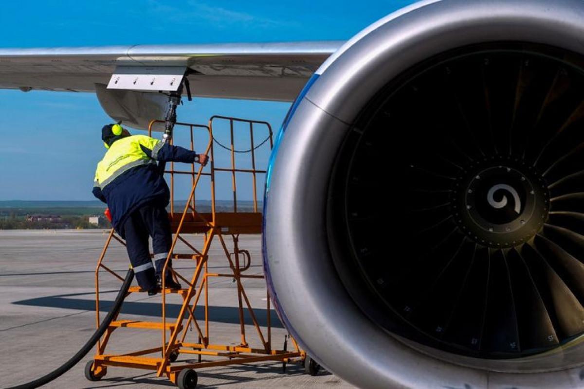 Azərbaycan aviasiya yanacağının ixracını kəskin azaldıb
