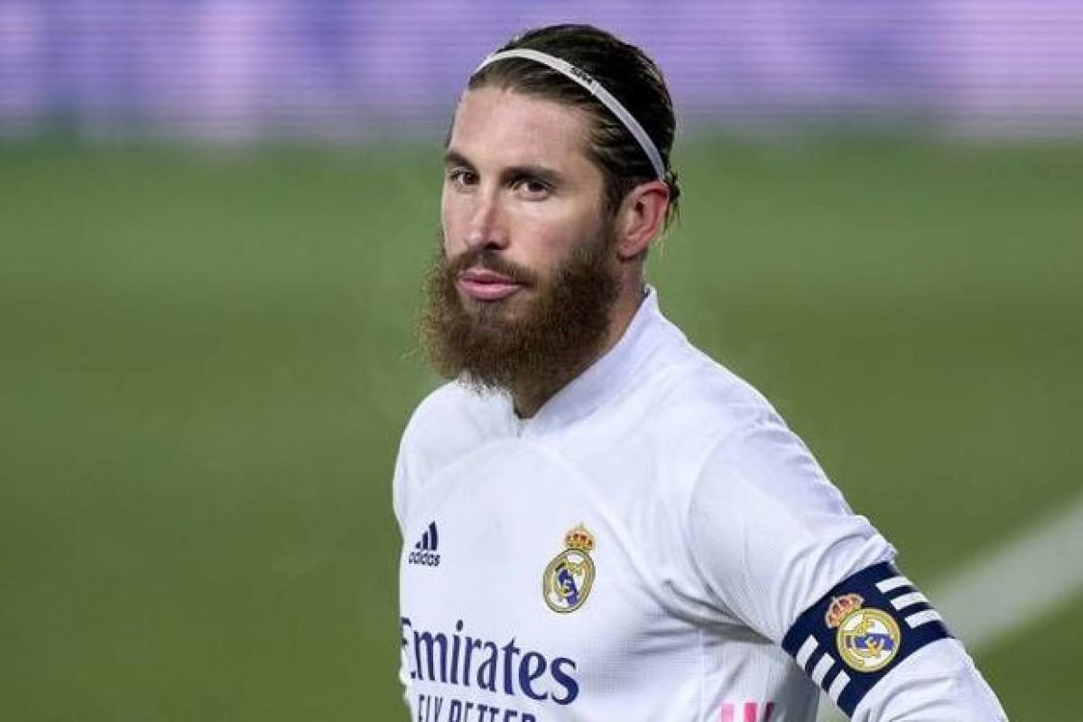 """Serxio Ramos: """"Məni """"Barselona"""" formasında təsəvvür etmək mümkünsüzdür"""""""