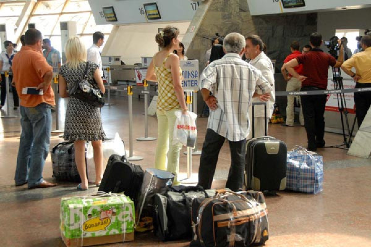 70 thousand people left Armenia in the first term of this year