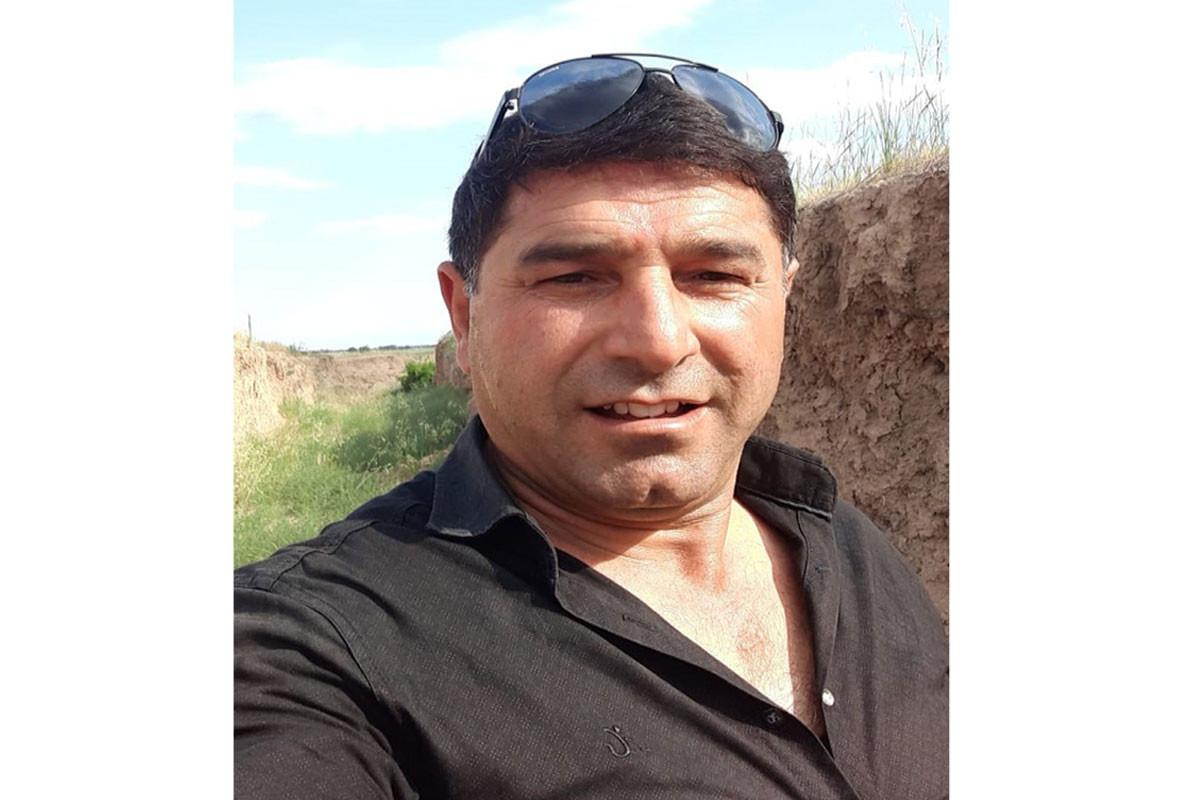Тело мужчины, подорвавшегося на мине в Агдаме, передано его семье