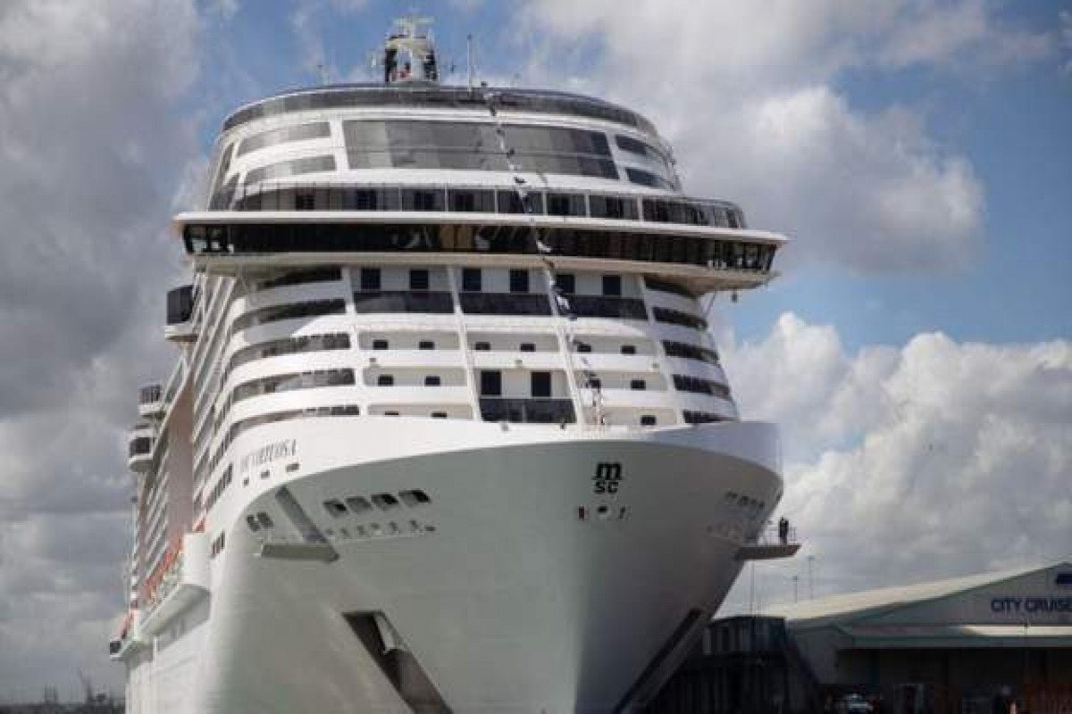 First post-Covid cruise ship arrives in Belfast