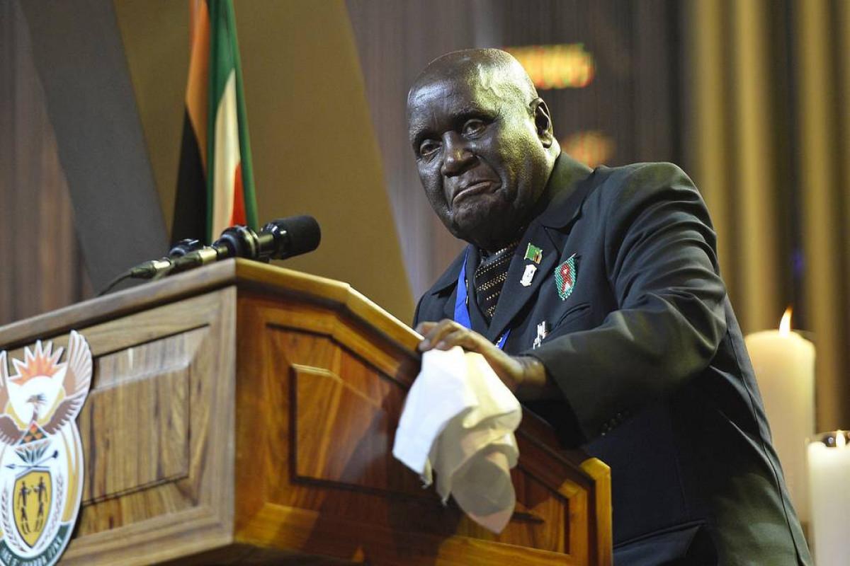 Умер первый президент Замбии Кеннет Каунда