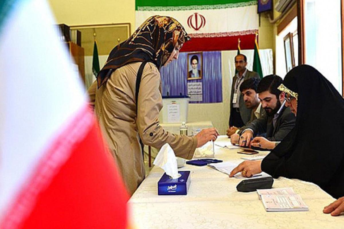 В Иране сегодня пройдут выборы президента