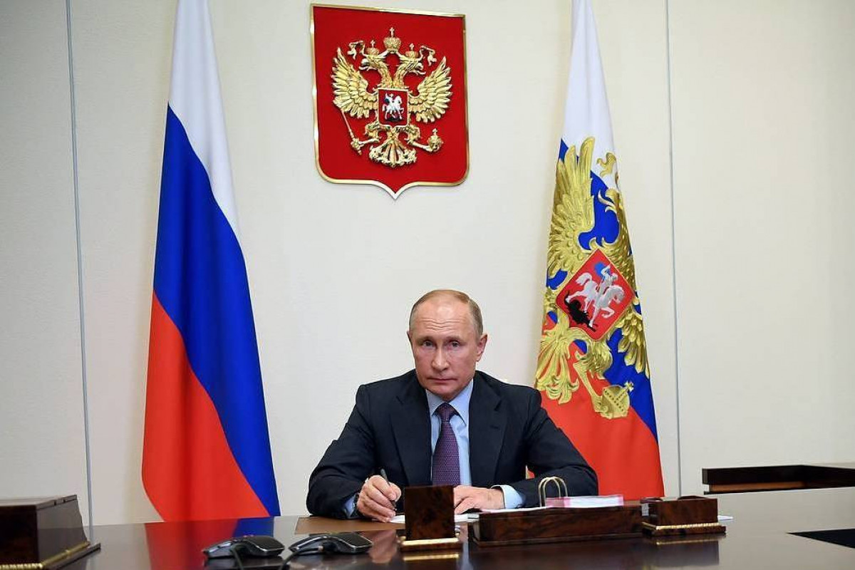 Russian presidential order on legislative elections published, enters into force