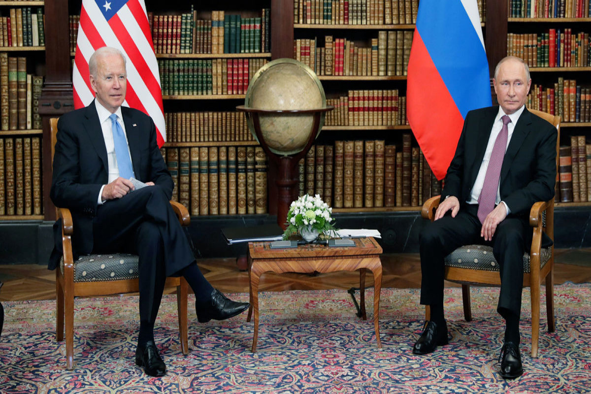 Президент Швейцарии назвал самый яркий момент саммита Путина и Байдена