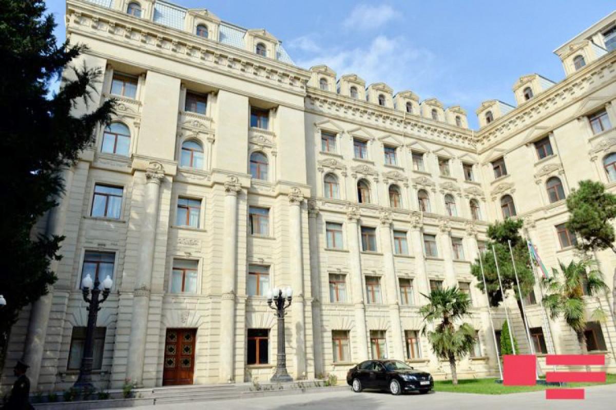 XİN: Ermənistan XİN-in beynəlxalq hüquq normalarından danışması riyakarlığın son həddidir