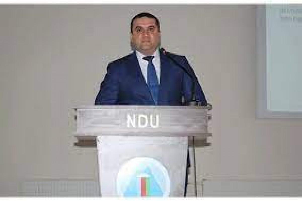 Экс-министр образования Нахчыванской АР освобожден из-под ареста