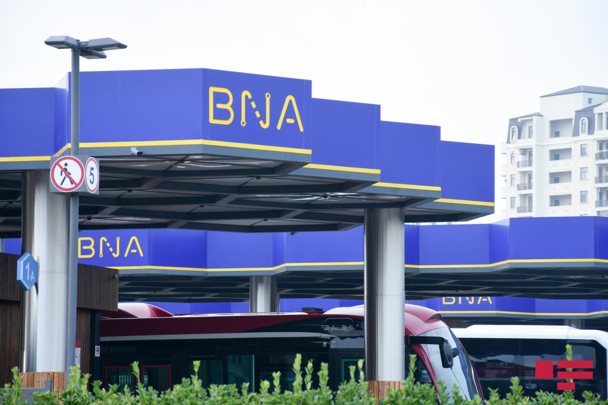 BNA: Bazar günü ictimai nəqliyyat işləyəcək
