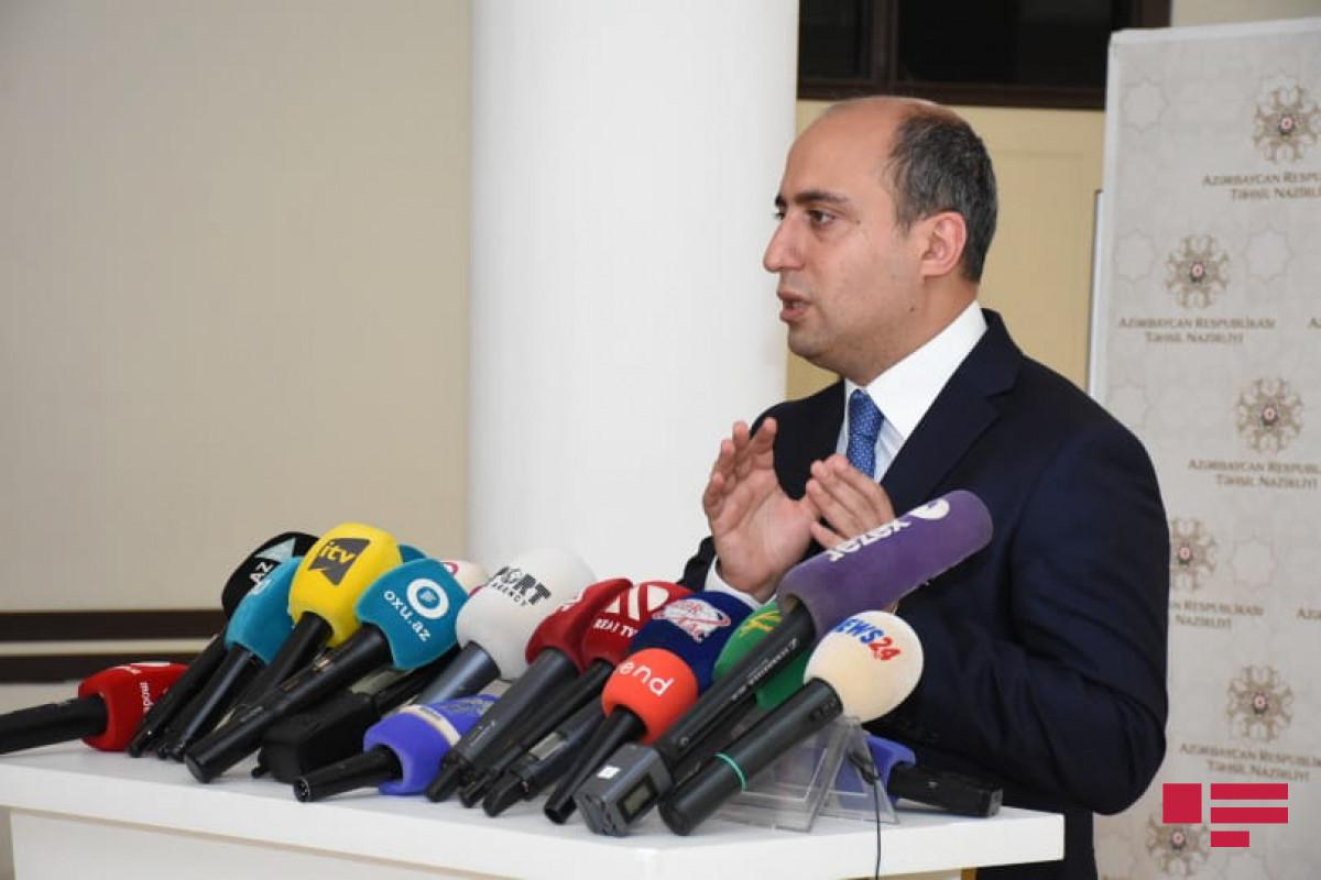 """""""Maarifçi"""" Tələbə Kredit Fondu fəaliyyətini davam etdirəcək"""