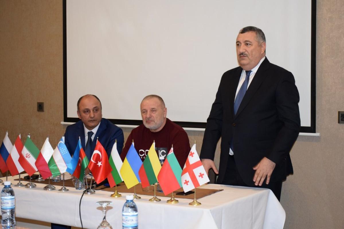 Азербайджанец избран президентом международной федерации