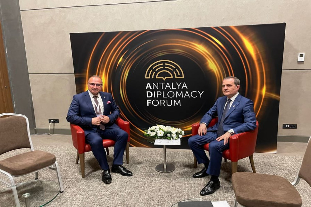 """Azerbaijani FM: """"Signing peace agreement between Azerbaijan and Armenia is important""""-<span class=""""red_color"""">UPDATED</span>"""