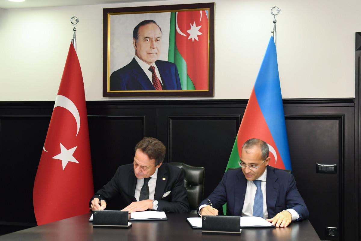 Türkiyə holdinqi Azərbaycan iqtisadiyyatına sərmayə yatıracaq