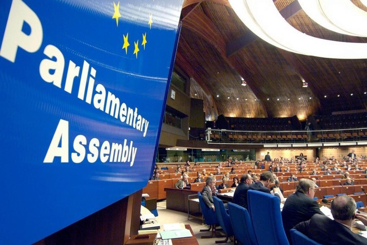 MM-in deputatları AŞPA-nın sessiyasında iştirak etmək üçün Strasburqa səfər edəcək