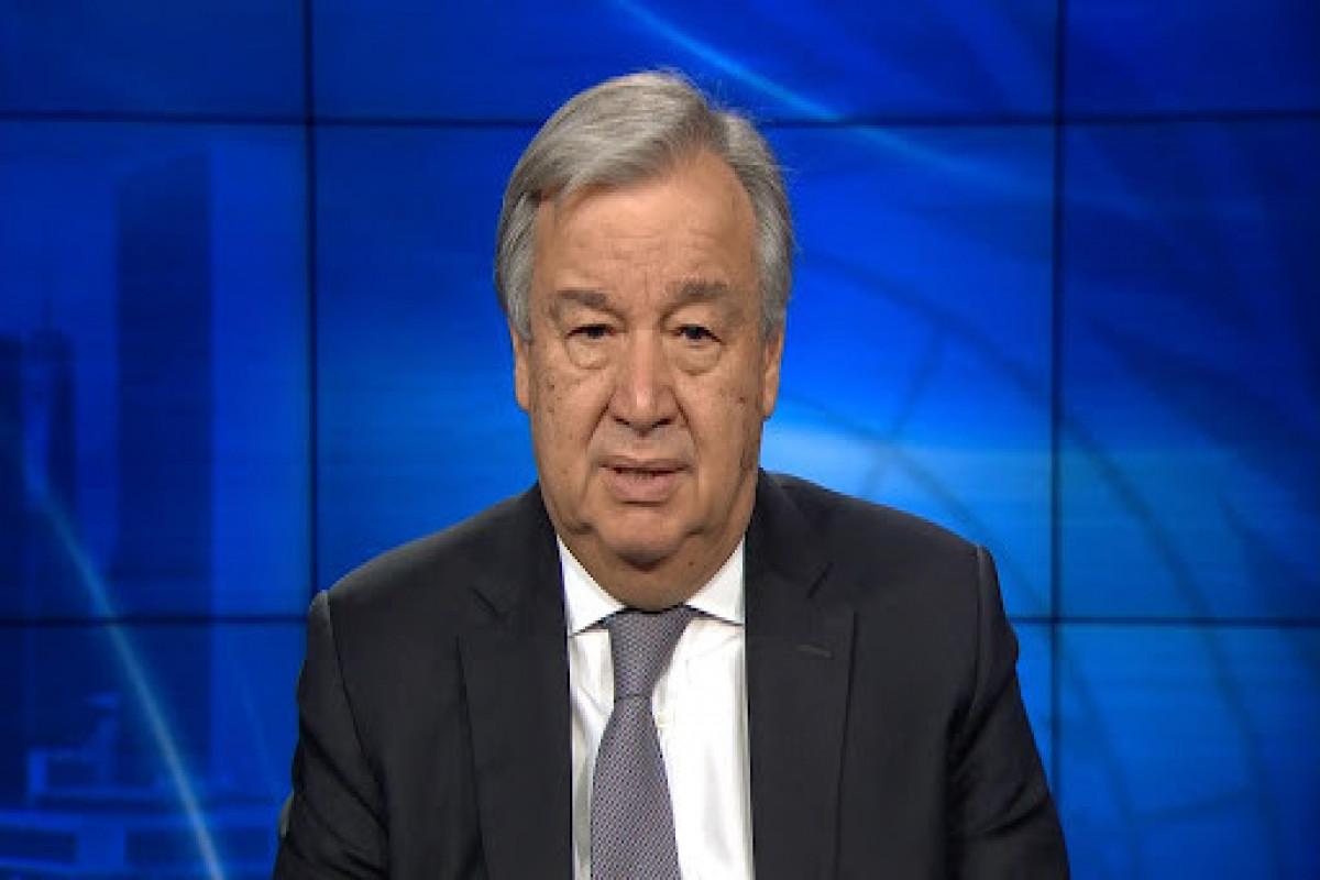 Генассамблея назначила Гутерриша генсеком ООН на второй срок