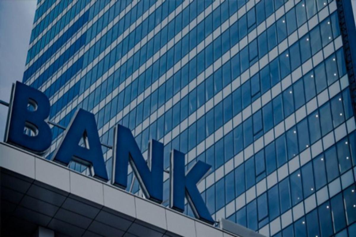 Azərbaycanın bank sektoruna kredit qoyuluşları ilin əvvəlindən 3,8% artıb
