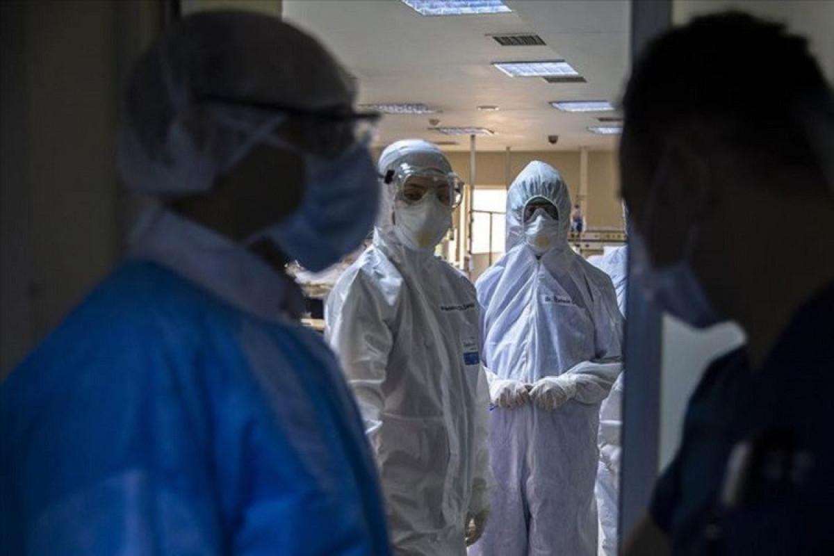 Braziliyada son bir gündə 99 minədək insanda COVID-19 aşkarlanıb
