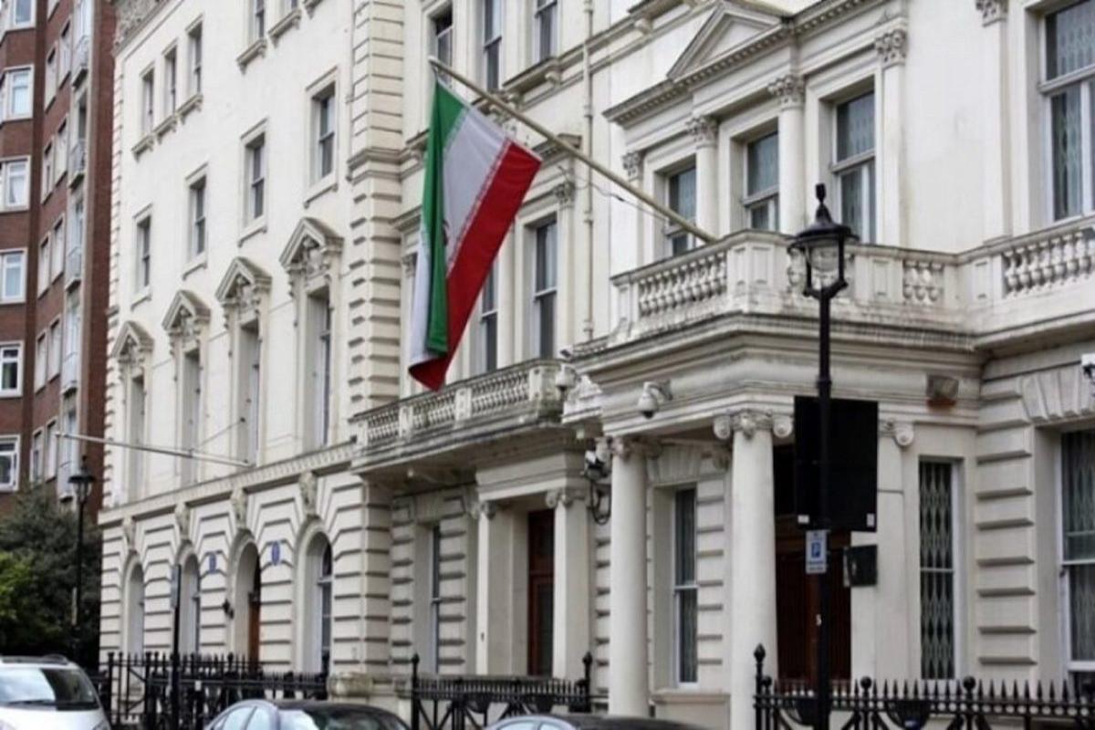 İran Londondakı seçki məntəqəsinə hücum edənləri məhkəməyə verəcək