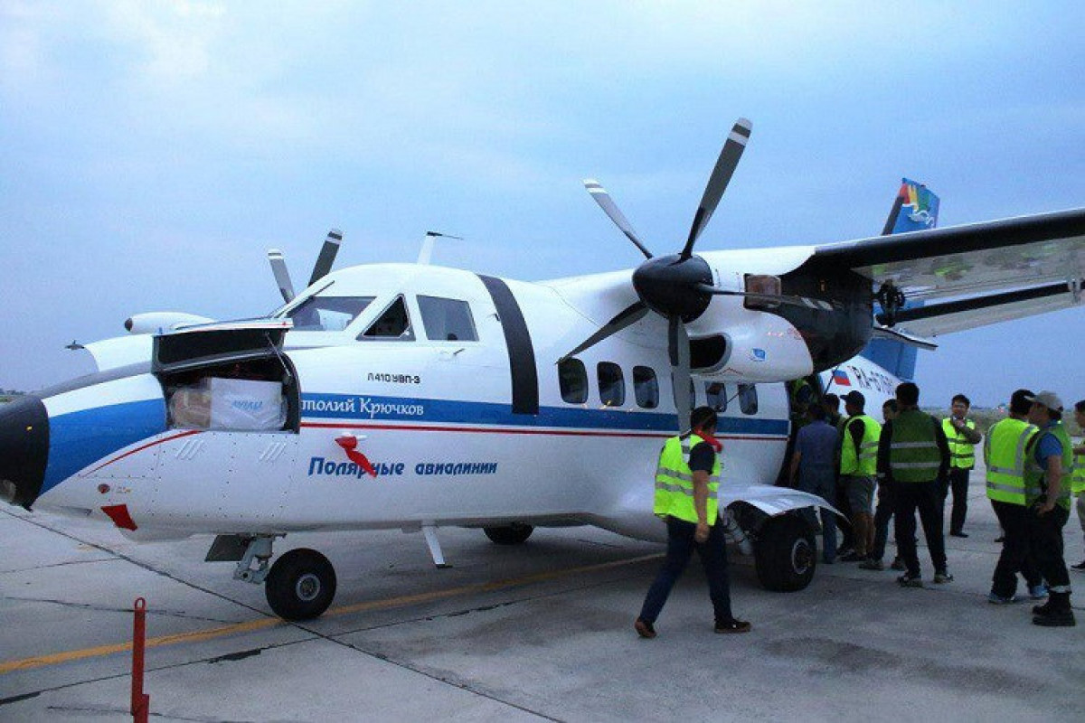 """Death toll in a plane crash in the Kemerovo region rises to nine-<span class=""""red_color"""">UPDATED</span>"""