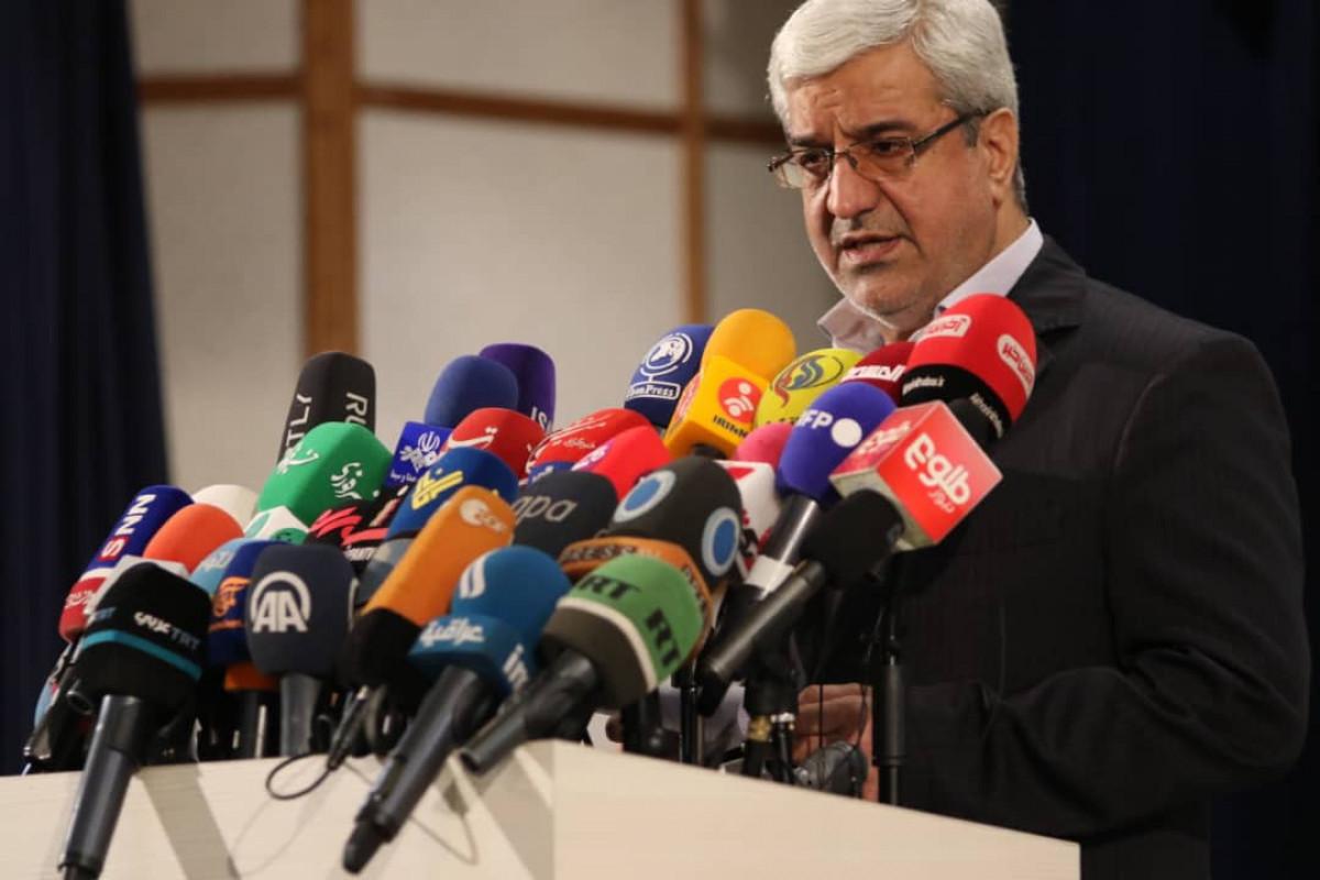 Председатель штаба по проведению выборов Ирана: Ибрагим Раиси избран президентом