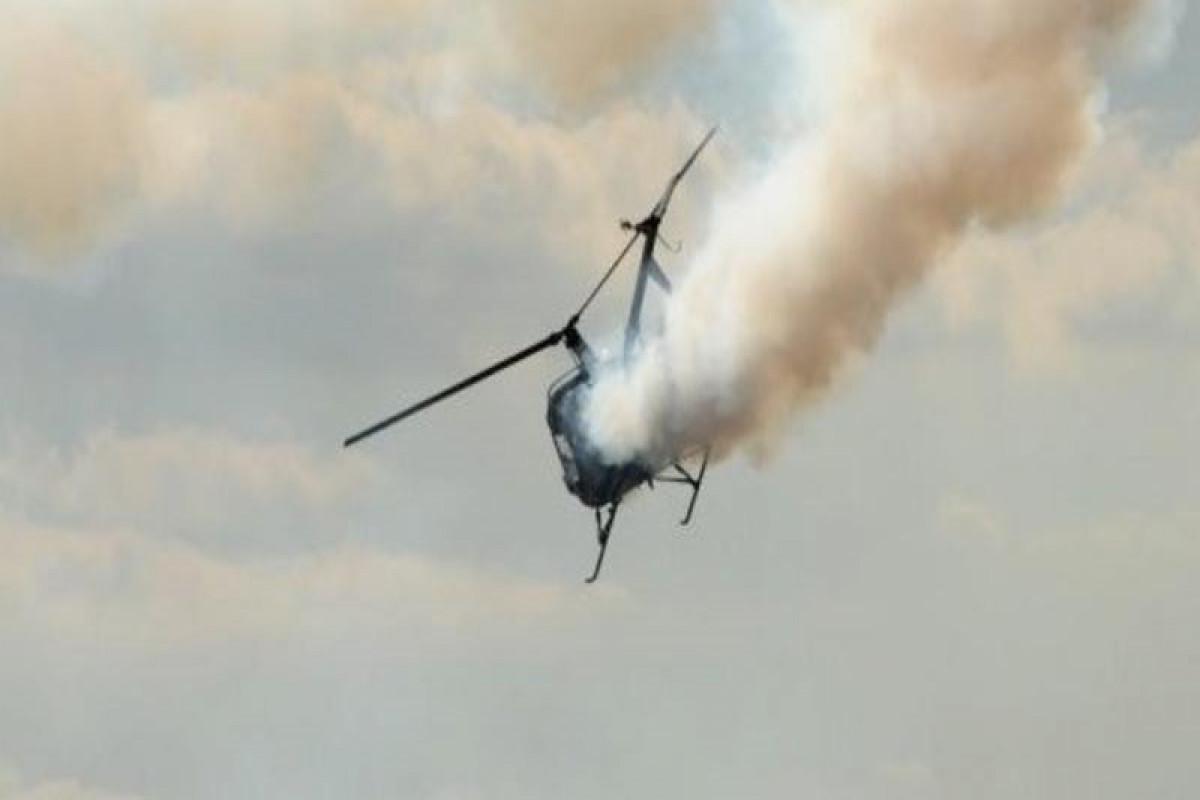 """В Иране разбился вертолет, перевозивший урны для голосования, есть погибший-<span class=""""red_color"""">ОБНОВЛЕНО</span>"""