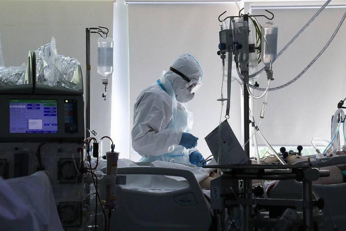 Russia reports 17,906 daily COVID-19 cases