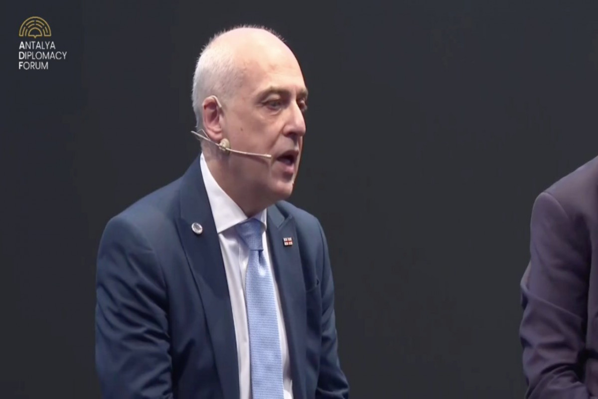 """Georgian FM: """"We are ready to work with Azerbaijan and Armenia in a trio format"""""""