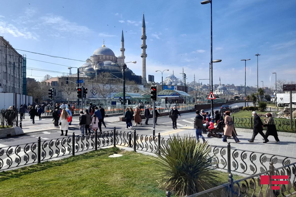 İstanbulda zəlzələ olub