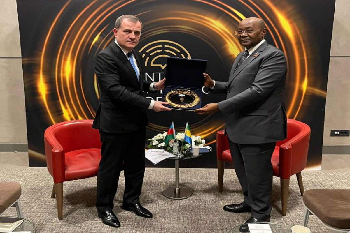 Глава МИД Габона: Мы всегда поддерживаем справедливую позицию Азербайджана