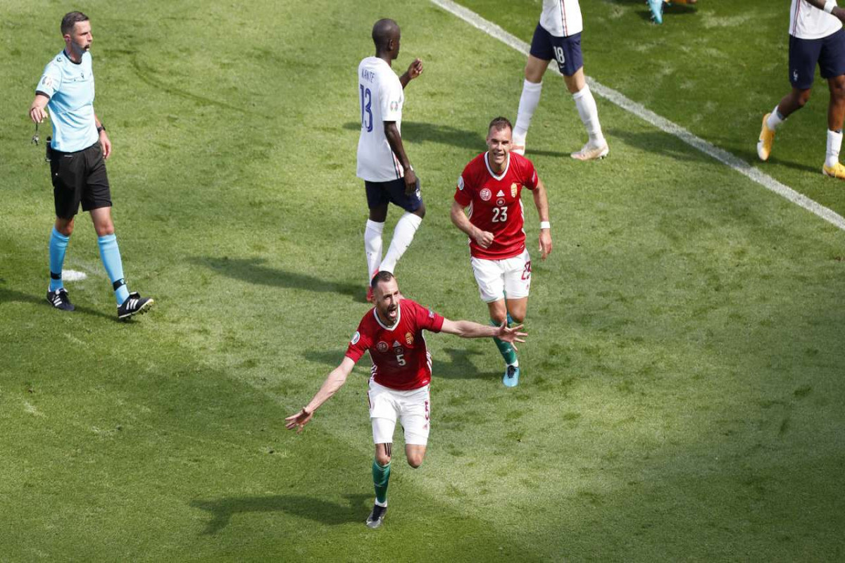 "<span class=""red_color"">Евро-2020:</span> Осечка сборной Франции в Будапеште"