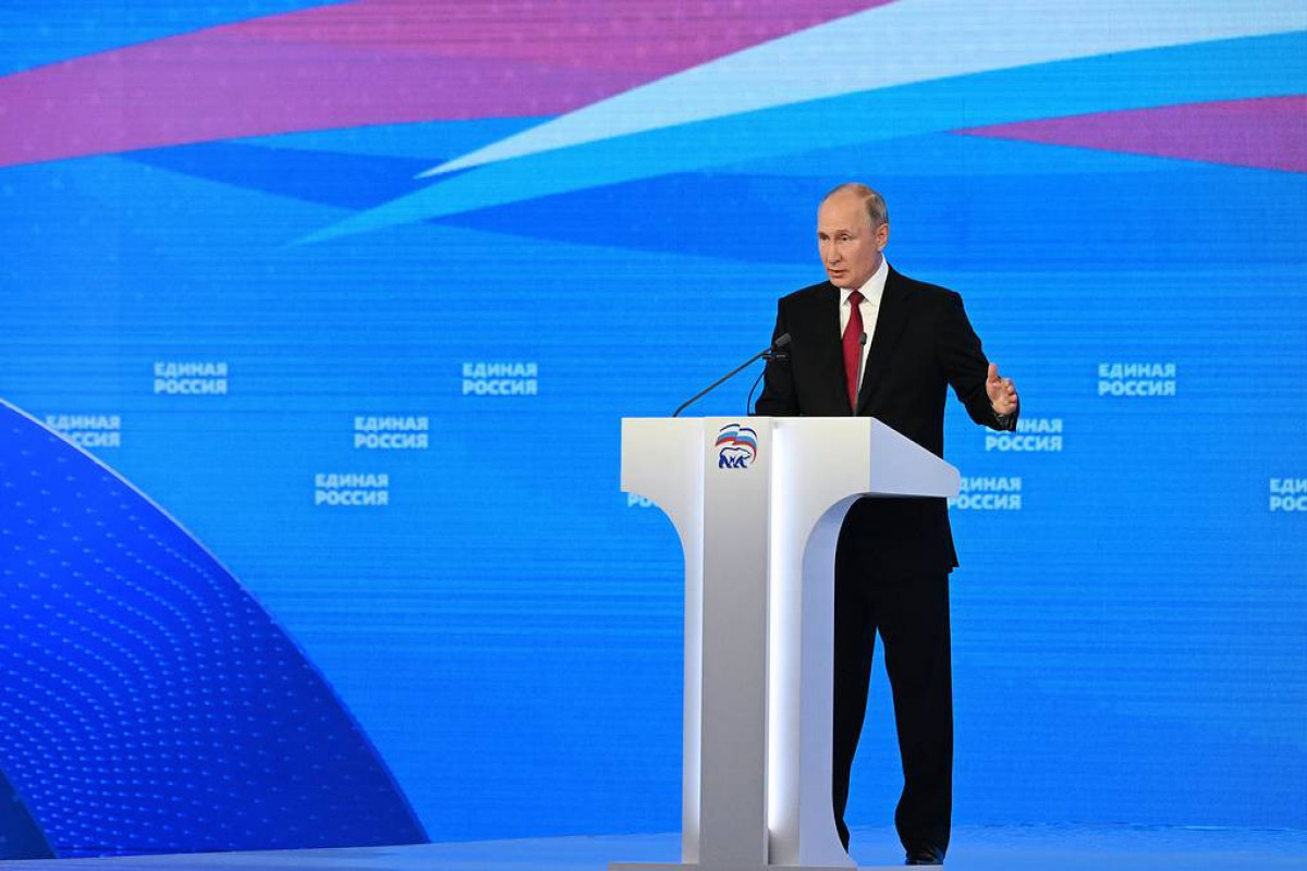 Election to Duma should be held honestly and openly, Putin says