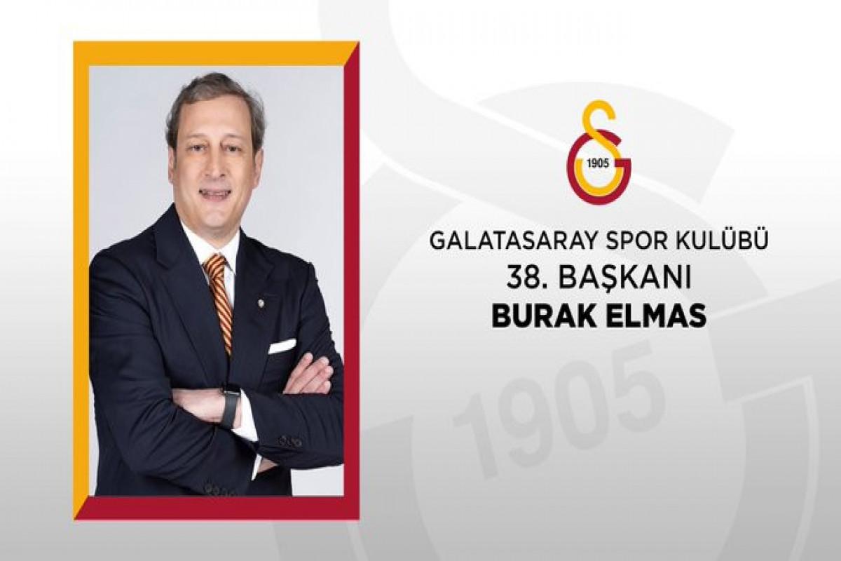 """""""Qalatasaray""""ın yeni prezidenti bəlli olub"""