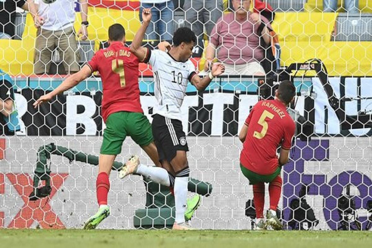 """<span class=""""red_color"""">Евро-2020: </span>Испания поделила очки с Польшей, Германия разгромила Португалию"""