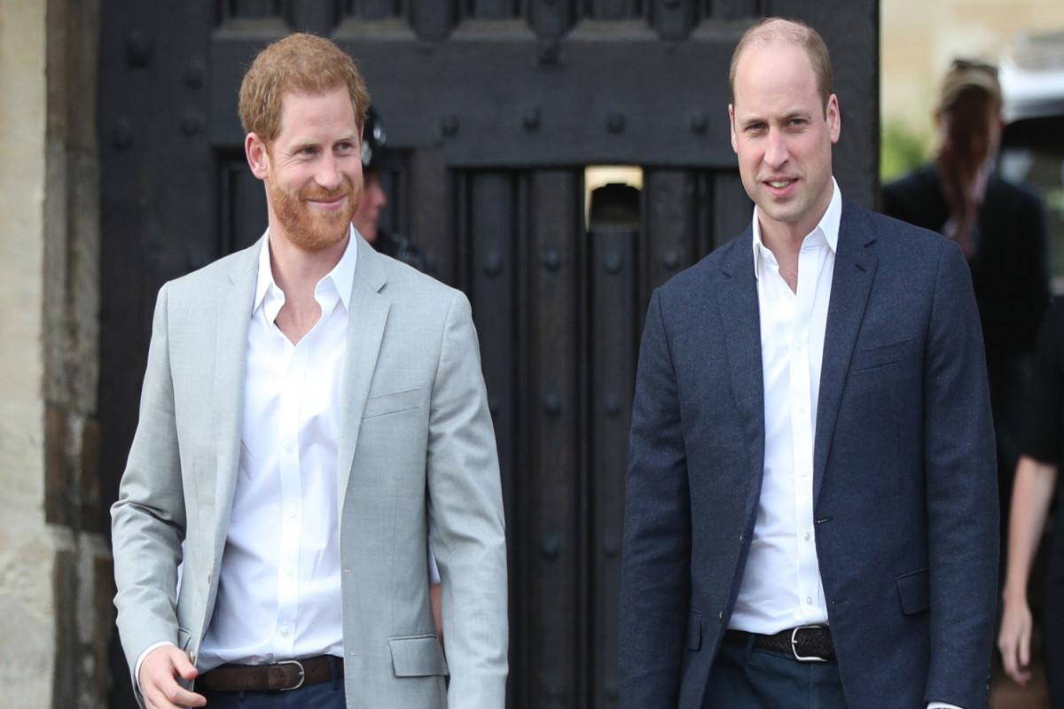 Принц Уильям считает, что Меган Маркл «похитила» его брата