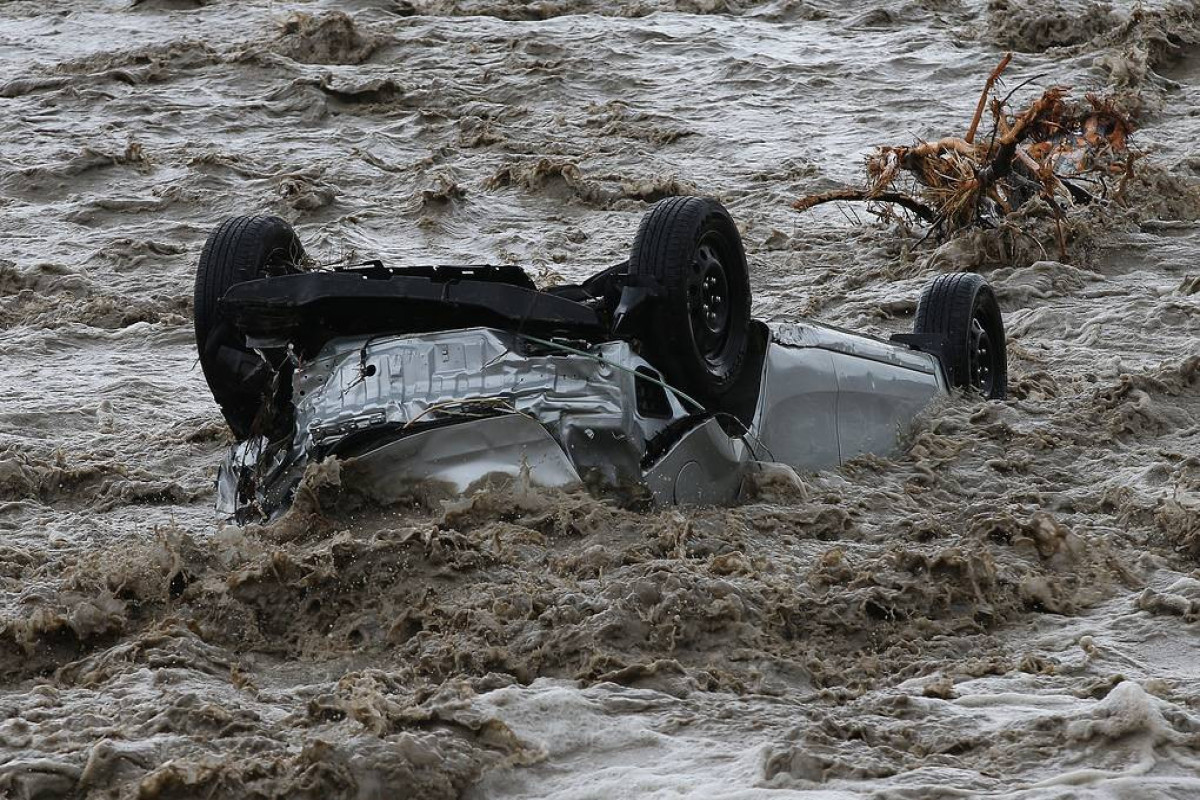 Two missing, 24 injured in Yalta after heavy rains