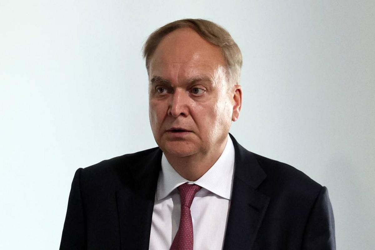 Российский посол Анатолий Антонов вернется в США 20 июня