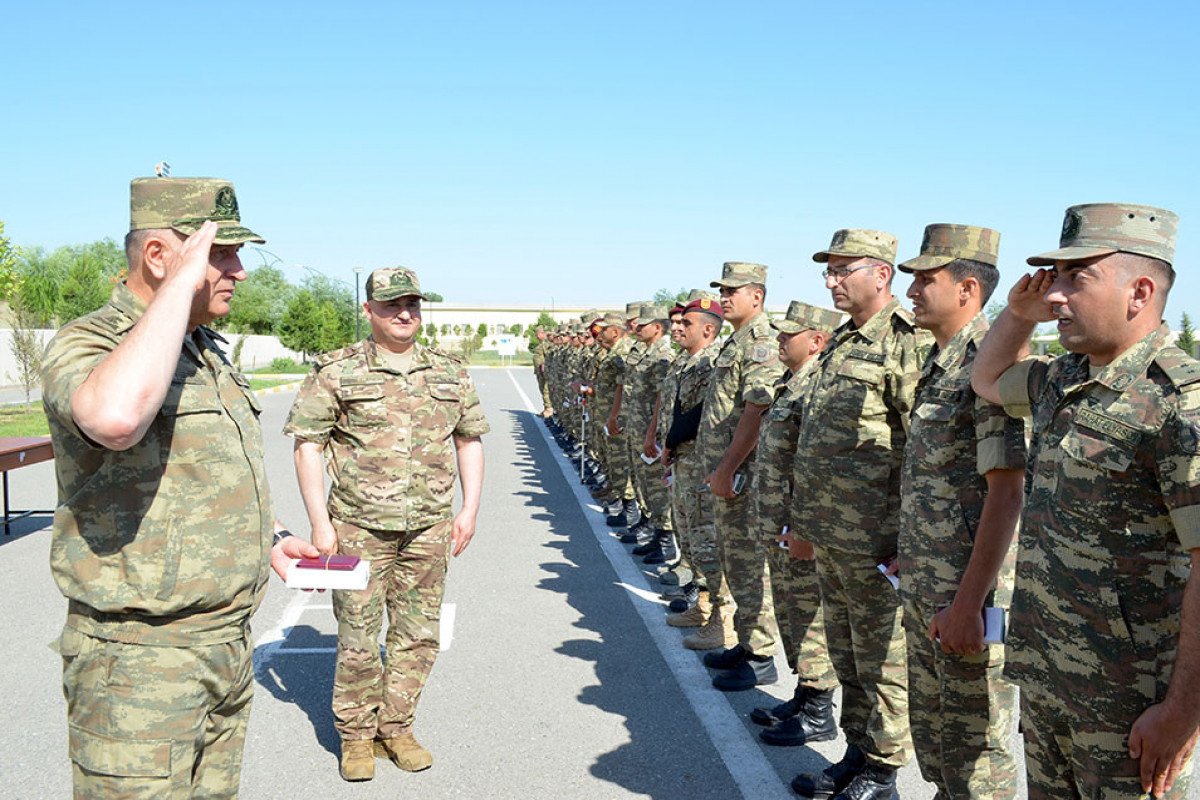 """Another group of servicemen of the Azerbaijan Army was sent to a Commando Courses in Turkey-<span class=""""red_color"""">PHOTO</span>-<span class=""""red_color"""">VIDEO</span>"""