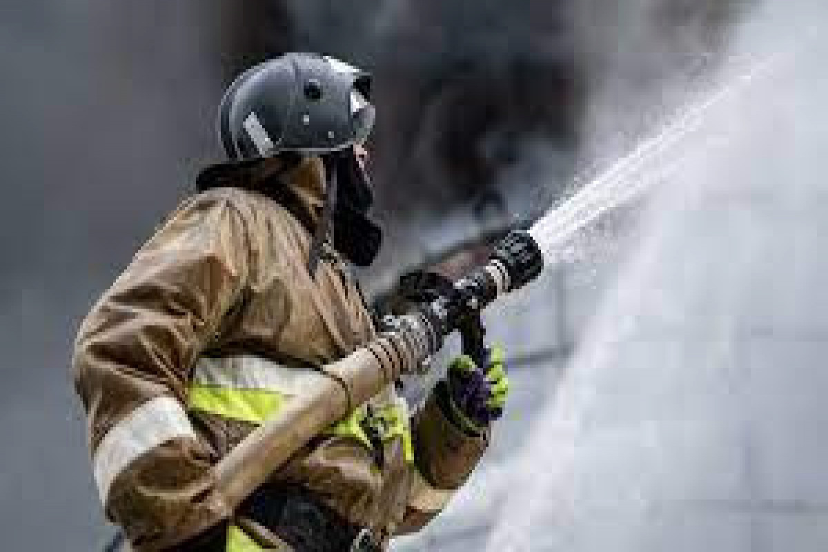 При пожаре в доме в Россиипогибли два человека