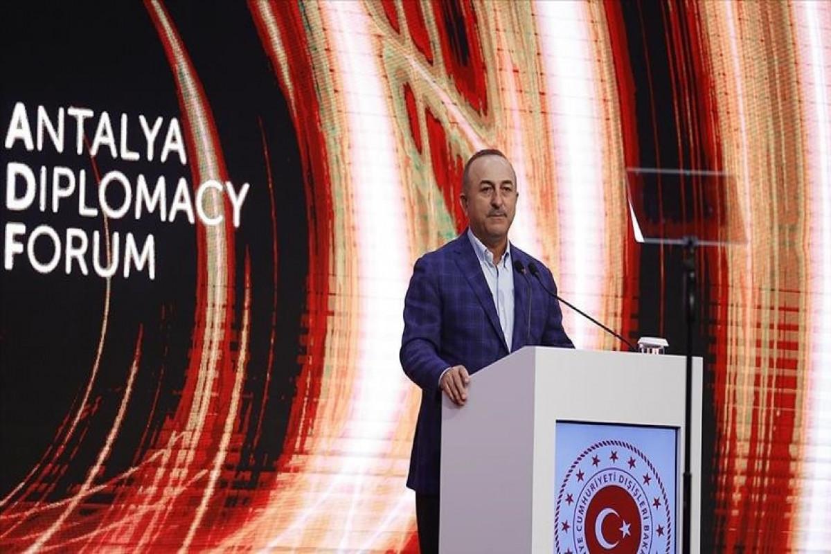 1st annual meeting of Antalya Diplomacy Forum in Turkey held
