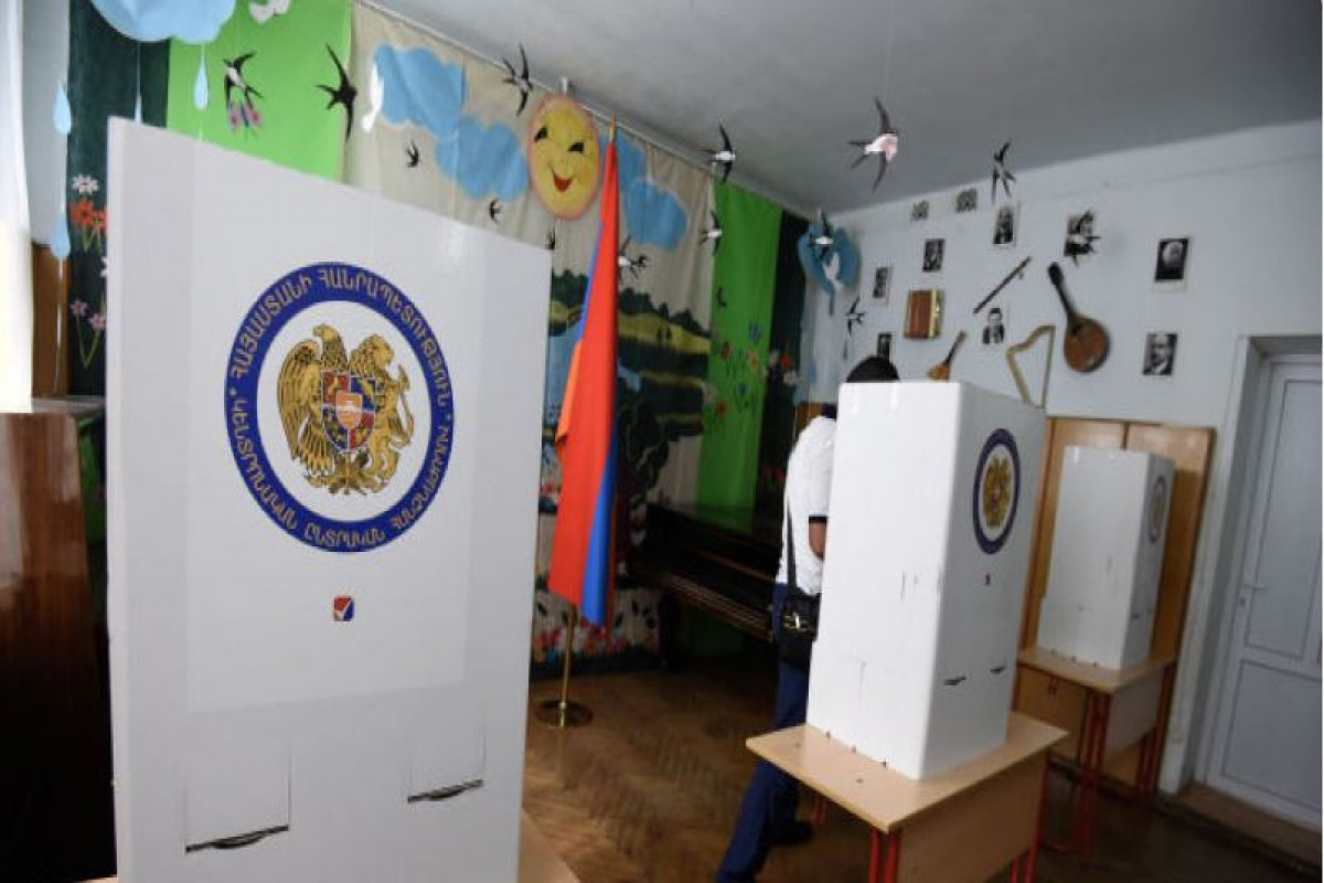 Violations revealed in the elections in Armenia
