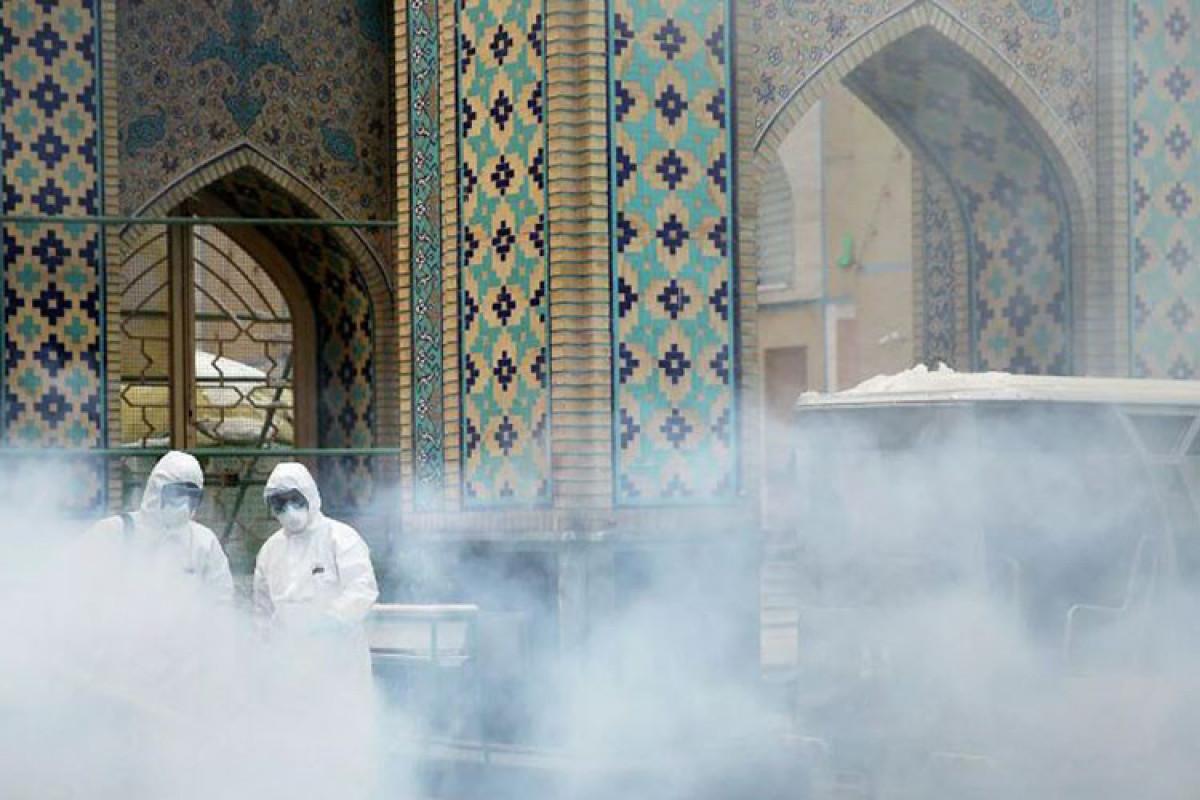 В Иране число умерших от коронавируса достигло 82 965человек