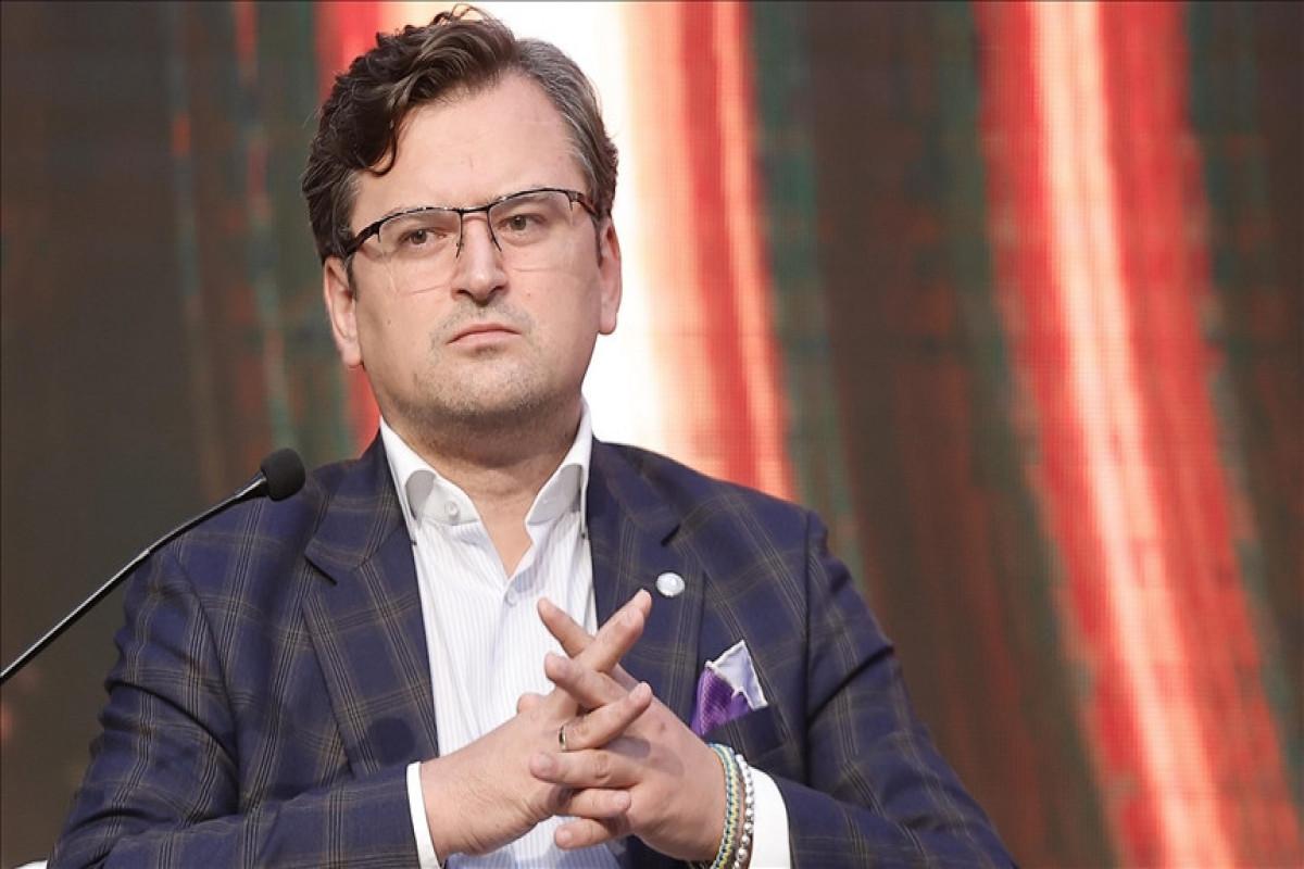 Ukraine buying Turkish drones to defend itself, Dmytro Kuleba says