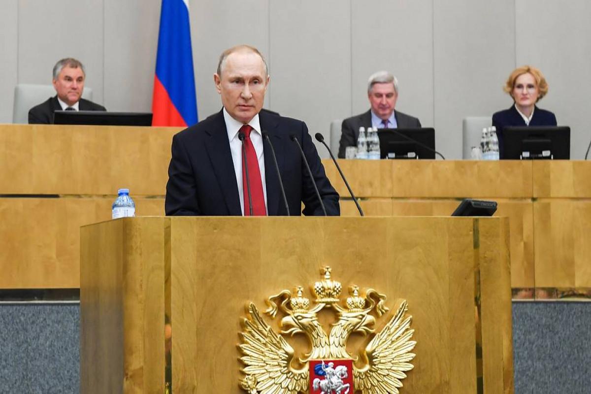Путин 21 июня проведет встречу с депутатами Госдумы