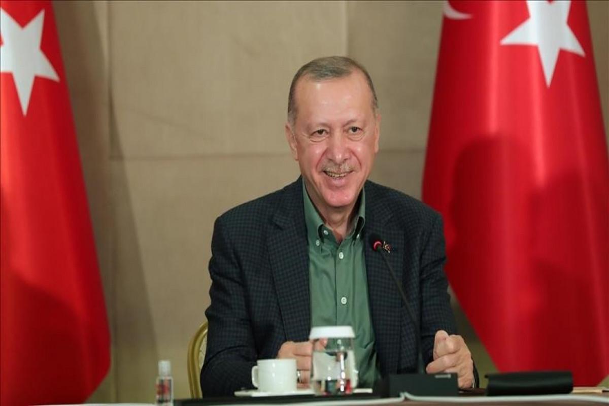 Erdogan: Turkey to leave COVID-19 behind soon