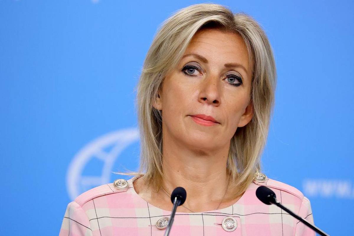 Захарова прокомментировала заявления США о подготовке новых санкций