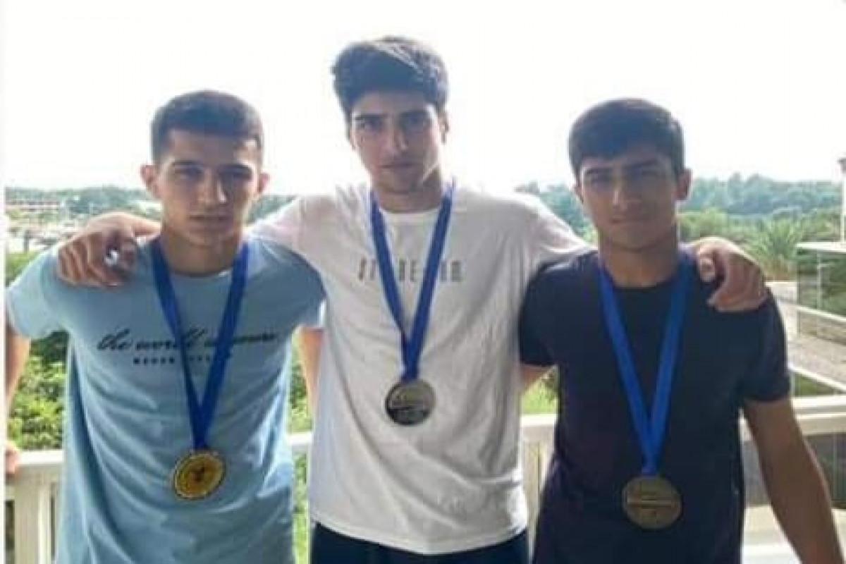 Azərbaycan cüdoçuları Avropa kubokunda 3 medal qazanıb
