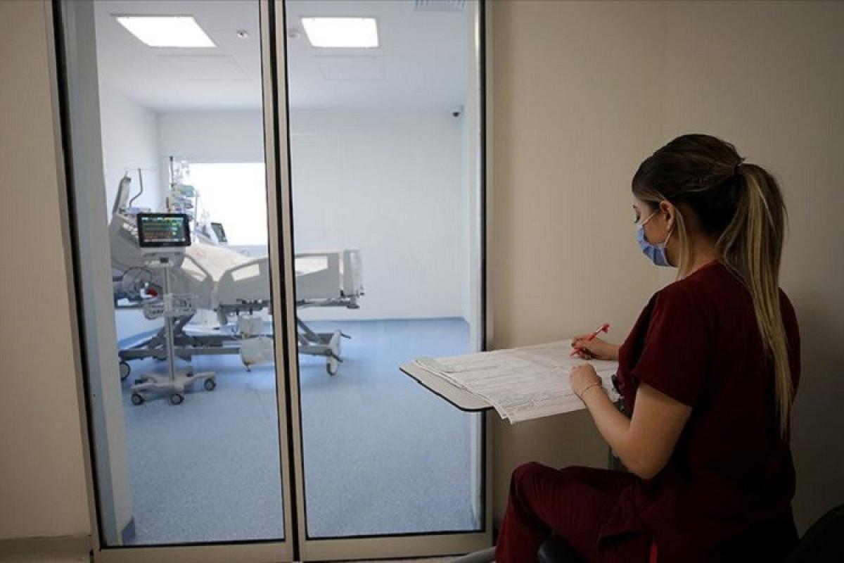 Türkiyədə daha 63 nəfər koronavirusdan həyatını itirib