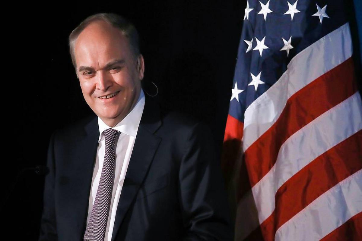 Посол России вернулся в США