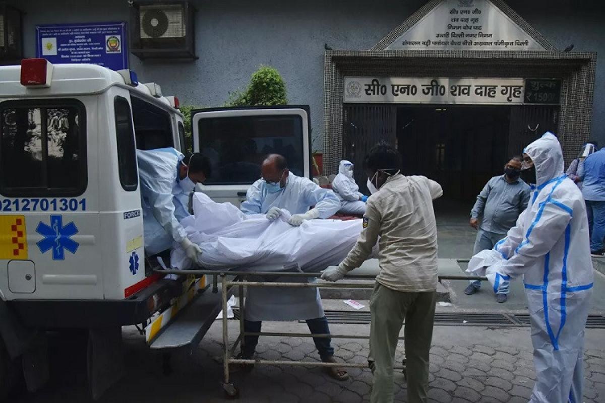 Hindistanda koronavirusun yeni ştammı aşkar olunub