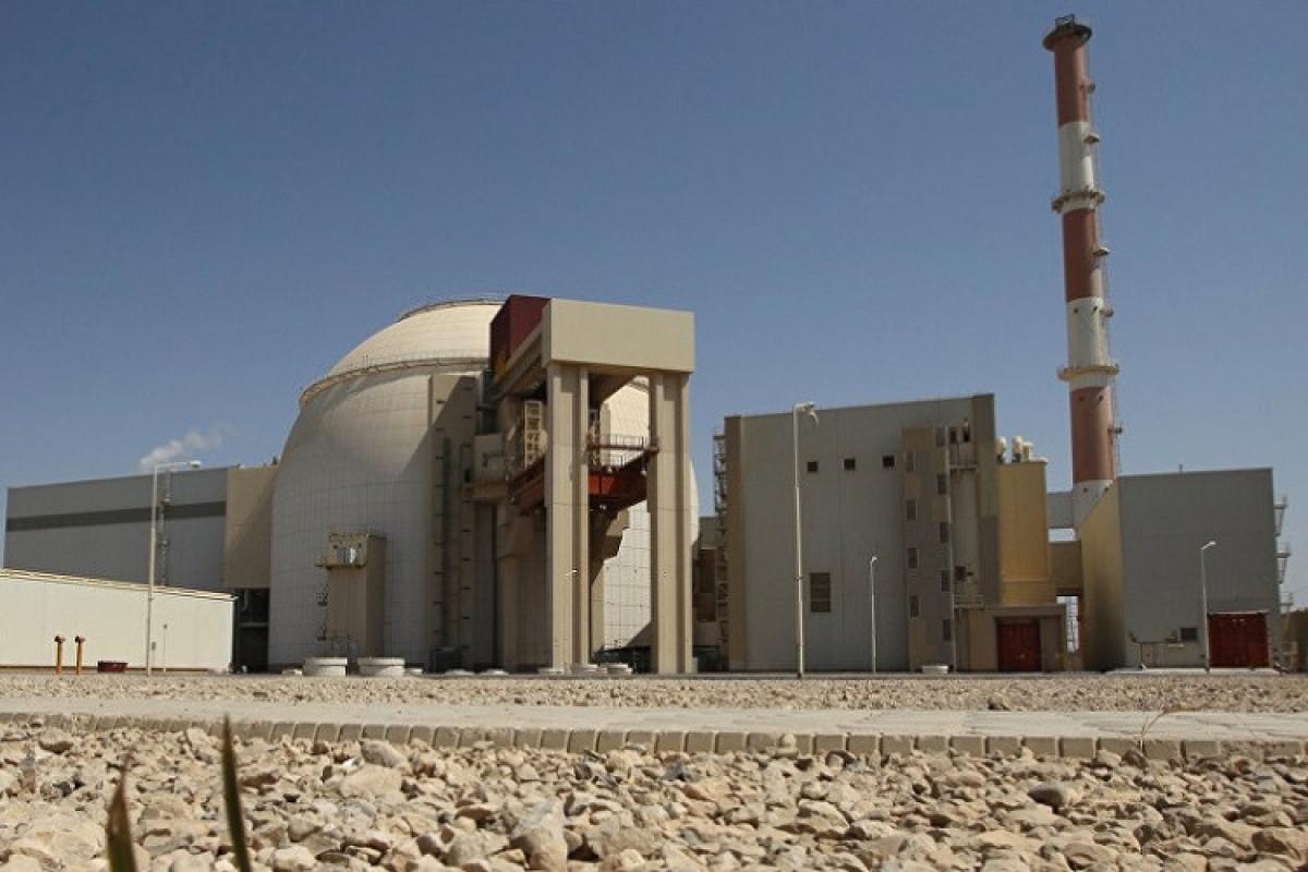 """İranın""""Buşəhr"""" AES-ində elektrik enerjisinin verilişi dayandırılıb"""